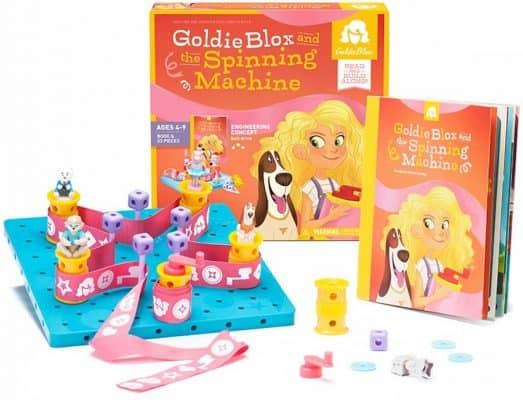 GoldieBlox Spinning Machine