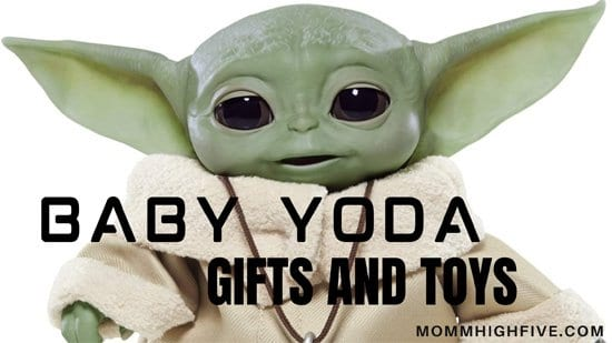 Baby Yoda Gifts and Toys