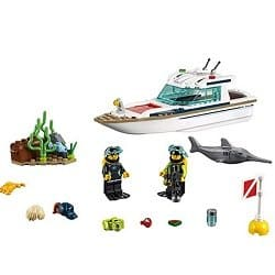 Diving Yacht 60221