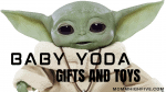 12 Fun and Unique Baby Yoda Gifts