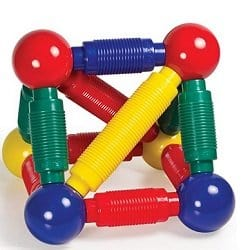 Guidecraft Magnetic Construction Set