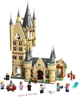 Hogwarts Astronomy Tower 75969