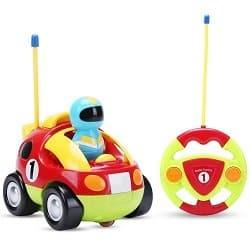 RC Cartoon Race Car