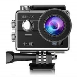 Jeemak 4k Action Camera