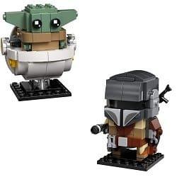 LEGO BrickHeadz The Mandalorian & The Child 75317