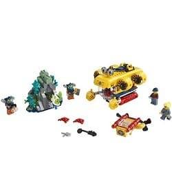 LEGO Ocean Exploration