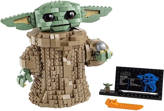 LEGO Star Wars: The Child 75318 Kit