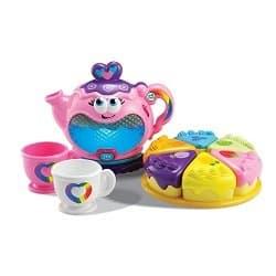 Musical Rainbow Tea Set