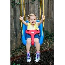 Little Tikes Snug 'n Secure Swing