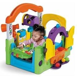 Activity Garden Baby Playset