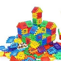 MICHLEY Plastic Builders Blocks