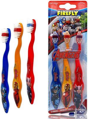 Firefly Marvel Avengers Toothbrushes