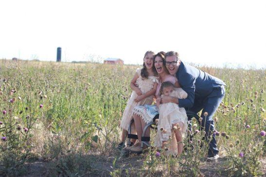 Whit & Meg Johnson Family