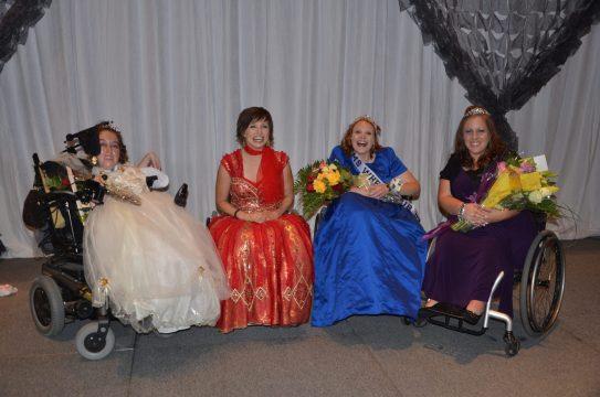 Meg Johnson Ms. Wheelchair Pageant