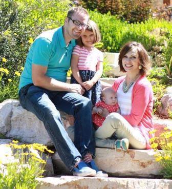 Meg Johnson Family
