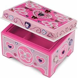 Jewelry Box Craft Kit