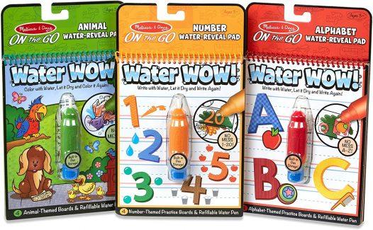 Melissa & Doug Water Wow! Bundle
