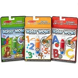 Water Wow! Reusable Activity Pads