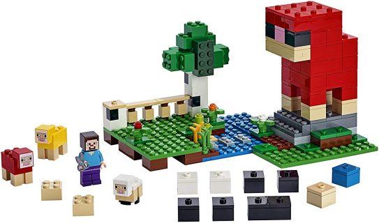 Minecraft The Wool Farm 21153