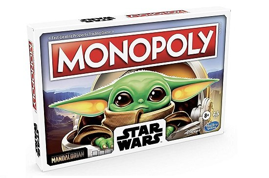 Monopoly: Star Wars The Child Edition
