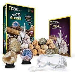 National Geographic Geode Kit