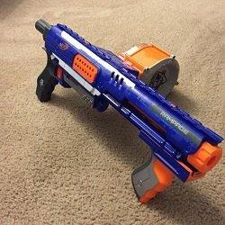 NERF Rampage N' Strike Elite