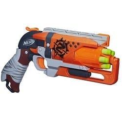 NERF Hammershot Blaster