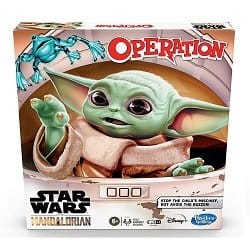 Mandalorian Operation Game
