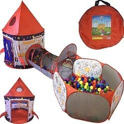 Playz Rocket Ship Tent