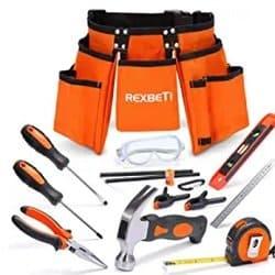 REXBETI Kids Tool Set