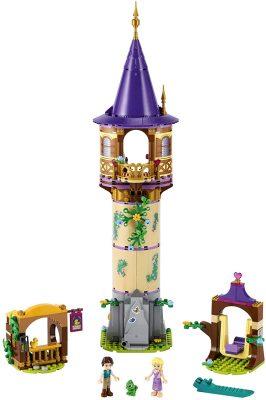 LEGO Disney Rapunzel's Tower 43187