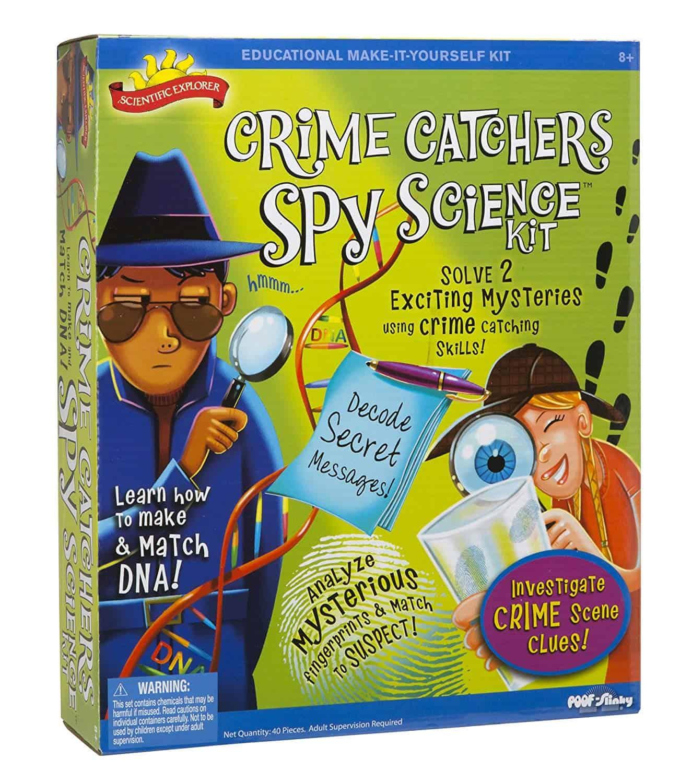 Crime Catchers Spy Kit