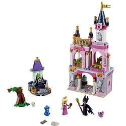 Sleeping Beauty's Fairytale Castle