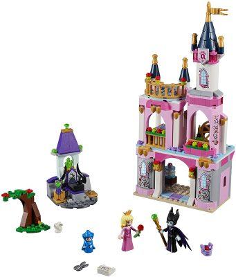 Sleeping Beauty's Fairytale Castle 41152