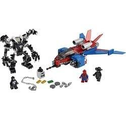 Spider-Man vs Venom Mech 76150