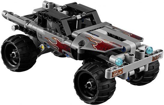 Technic Getaway Truck 42090