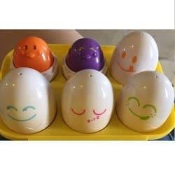 Squeak Eggs Toy
