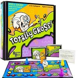 Totally Gross! Science Game