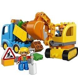 Town Toddler Truck 10812