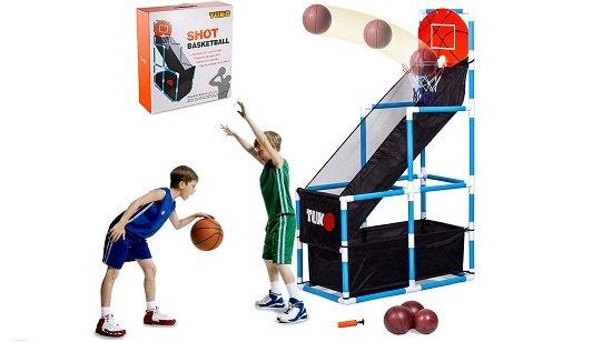 Tuko Arcade Basketball Hoop
