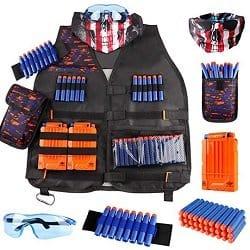 UWANTME Nerf Tactical Kit