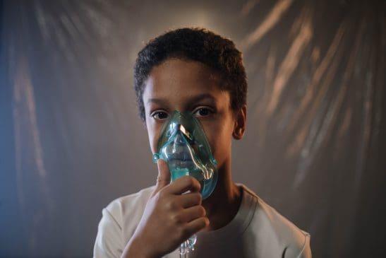Air purifier for asthma