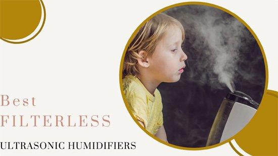 Best Filterless Ultrasonic Humidifiers