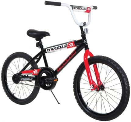 Dynacraft Magna Throttle Boys BMX Bike