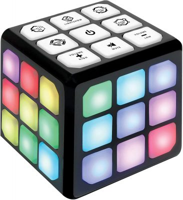 Flashing Cube Brain & Memory Game