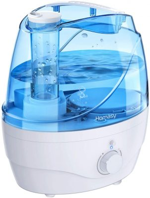 Homasy Cool Mist Humidifier