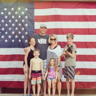 Jody Moore Family
