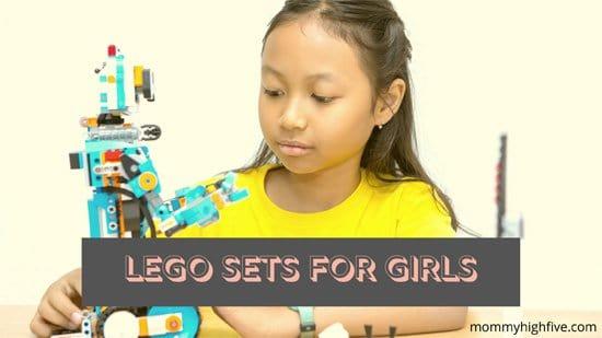 LEGO Sets for Girls