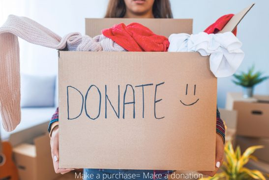 Make a purchase=Make a donation
