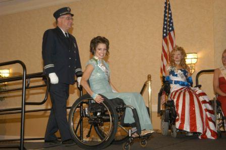 Meg Johnson Ms. Wheelchair Utah